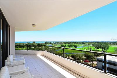 Longboat Key Condo For Sale: 545 Sanctuary Drive #B706