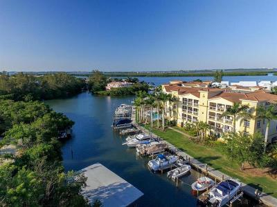 Longboat Key Condo For Sale: 595 Dream Island Road #36B