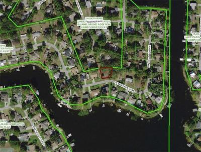 Land O Lakes Residential Lots & Land For Sale: 21885 Ocean Pines Drive