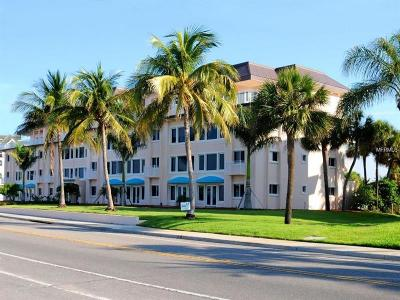 Sarasota Condo For Sale: 711 Beach Road #104