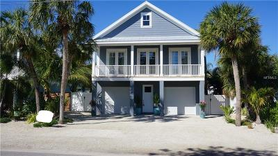 Anna Maria Single Family Home For Sale: 420 Magnolia Avenue