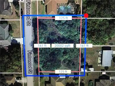 Residential Lots & Land For Sale: 2292 Fintonrod Street