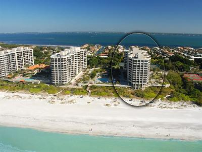 Longboat Key Condo For Sale: 1211 Gulf Of Mexico Drive #1004
