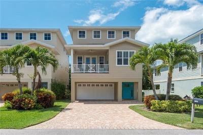 Holmes Beach Single Family Home For Sale: 310 61st Street #B