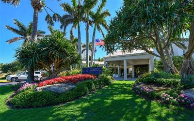 Longboat Key FL Condo For Sale: $1,100,000