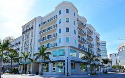 Sarasota Condo For Sale: 1500 State Street #402
