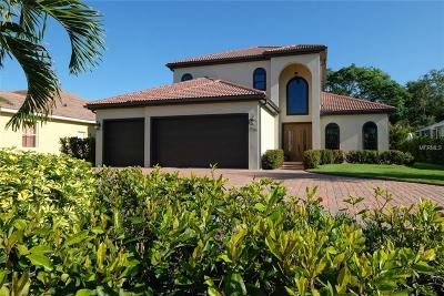 Sarasota FL Single Family Home For Sale: $575,000
