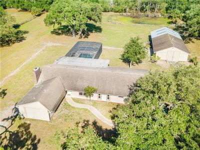 Single Family Home For Sale: 1200 Fox Creek Drive