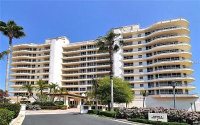 Longboa, Longboat, Longboat Key, Longboat Point Condo For Sale: 3040 Grand Bay Boulevard #262