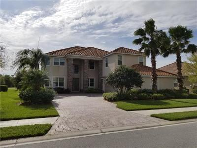 Bradenton Single Family Home For Sale: 7510 Heritage Grand Place