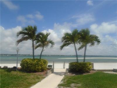 Clearwater Beach Condo For Sale: 855 Bayway Boulevard #503