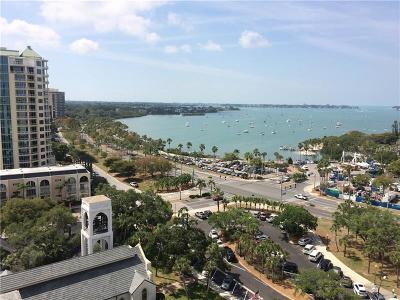 Condo For Sale: 101 S Gulfstream Avenue #16E