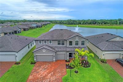 Bradenton Single Family Home For Sale: 759 129th Street NE