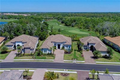 Sarasota, Lakewood Ranch Single Family Home For Sale: 13723 Palazzo Terrace