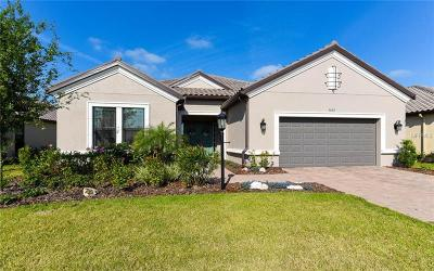 Bradenton Single Family Home For Sale: 5022 Tivoli Run