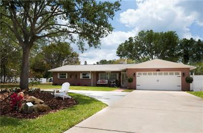 Bradenton Single Family Home For Sale: 6603 Riverview Boulevard