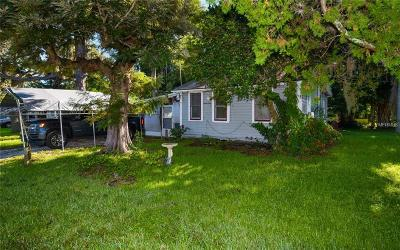 Sarasota FL Single Family Home For Sale: $124,900