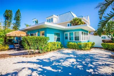 Anna Maria Single Family Home For Sale: 617 N Bay Boulevard