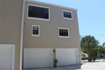 Sarasota Townhouse For Sale: 9240 Midnight Pass Road #D