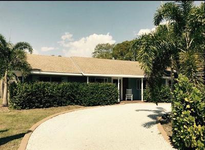 Sarasota FL Single Family Home For Sale: $369,000