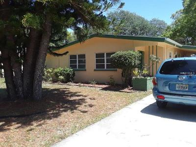Clearwater Single Family Home For Sale: 115 S Arcturas Avenue