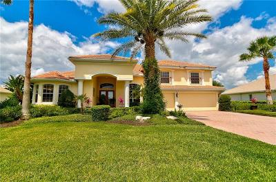 Bradenton Single Family Home For Sale: 424 Country Meadows Way