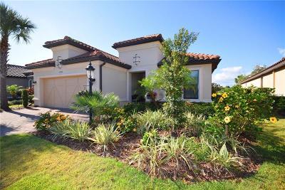 Bradenton Single Family Home For Sale: 12732 Fontana Loop