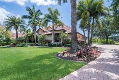 Sarasota Single Family Home For Sale: 7530 Preservation Drive
