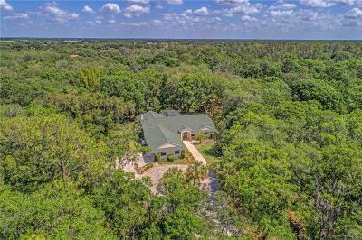 Single Family Home For Sale: 13505 E Wild Citrus Road