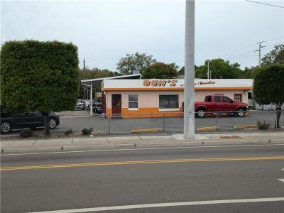 Manatee County Commercial For Sale: 1302 9th Street W