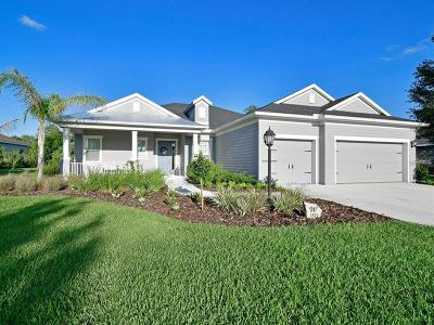Parrish Single Family Home For Sale: 1572 Hickory View Circle