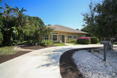 Sarasota Single Family Home For Sale: 1789 Loma Linda Street