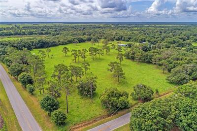 Myakka City Residential Lots & Land For Sale: 14725 Sugar Bowl Road