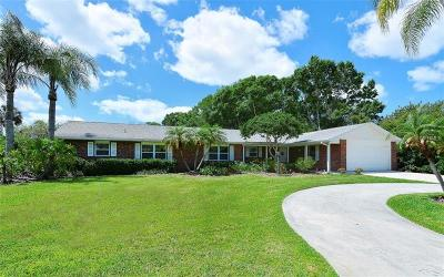 Sarasota Single Family Home For Sale: 2540 Riverview Court