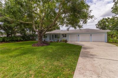 Bradenton Single Family Home For Sale: 1655 51st Street W