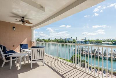 St Pete Beach Condo For Sale: 3805 Gulf Boulevard #304