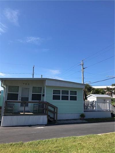 bradenton beach Mobile/Manufactured For Sale: 2601 Gulf Drive N #703