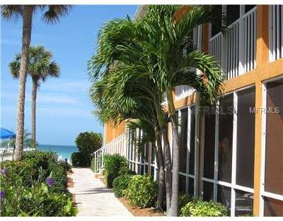 Longboat Key Condo For Sale: 5841 Gulf Of Mexico Drive #257