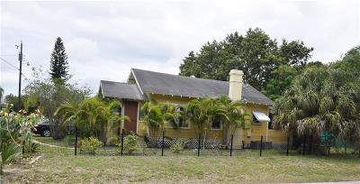 Bradenton Single Family Home For Sale: 1510 19th Avenue W