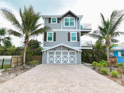 Bradenton Single Family Home For Sale: 105 4th Street N