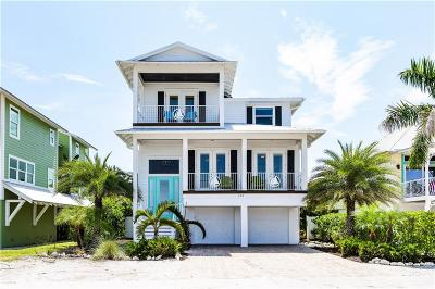Anna Maria Single Family Home For Sale: 205 S Bay Boulevard