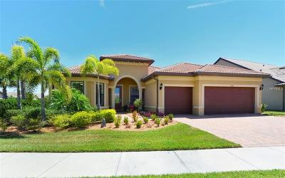 Sarasota Single Family Home For Sale: 5856 Snowy Egret Drive