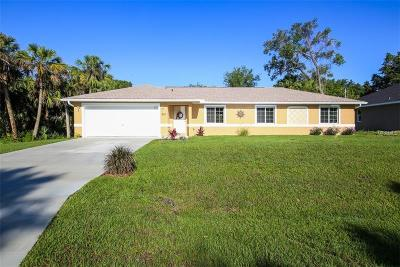Port Charlotte Single Family Home For Sale: 221 Ferdon Circle