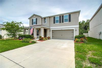 Ruskin Single Family Home For Sale: 7267 Somerset Pond Drive