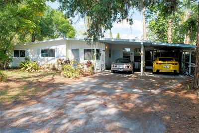 Sarasota Single Family Home For Sale: 7635 Williams Avenue