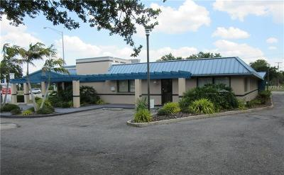 Sarasota Commercial For Sale: 7458 N Tamiami Trail