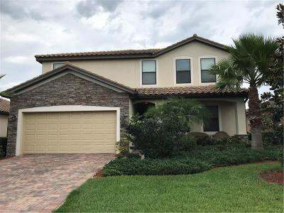 Bradenton Single Family Home For Sale: 7019 Quiet Creek Drive