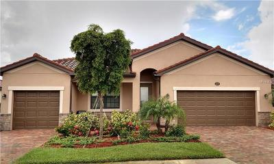 Venice Single Family Home For Sale: 20290 N Granlago Drive
