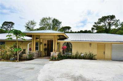 Sarasota Single Family Home For Sale: 3351 Mink Rd