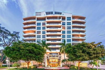 Sarasota Condo For Sale: 401 S Palm Avenue #1102